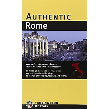 Authentic Rome (Authentic Italy), Used Book (9788836541300)