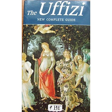 The Uffizi, The: New Complete Guide (Bonechi Travel Guides), New Book (9788872042847)