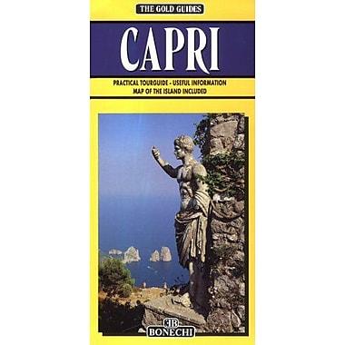 Capri, Gold Guide, Used Book (9788870098600)