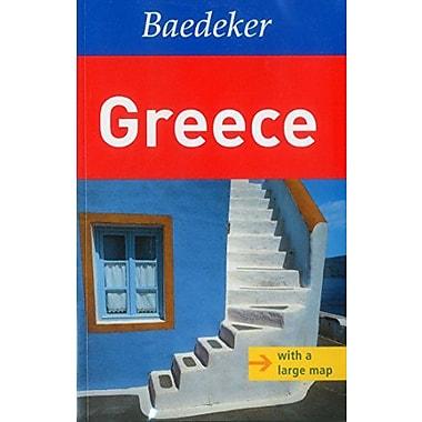 Greece Baedeker Guide (Baedeker Guides), Used Book (9783829766159)