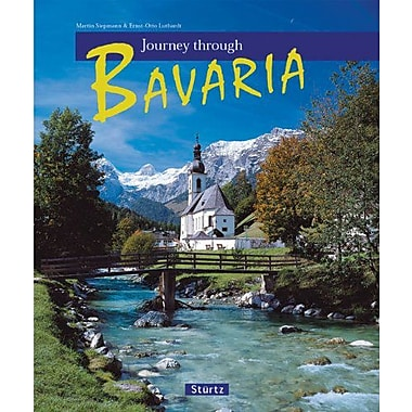 Journey Through Bavaria (Journey Through series), Used Book (9783800316106)