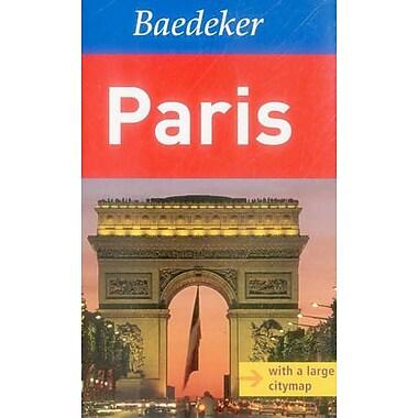Paris Baedeker Guide (Baedeker Guides), Used Book (9783829765442)