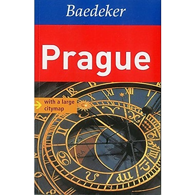 Prague Baedeker Guide (Baedeker Guides) (9783829765435)