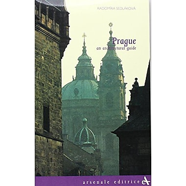 Prague: An Architectural Guide (Itineraries), New Book (9788877431608)