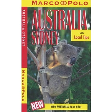 Marco Polo Australia Travel Guide (Marco Polo Travel Guides), New Book (9783829760331)