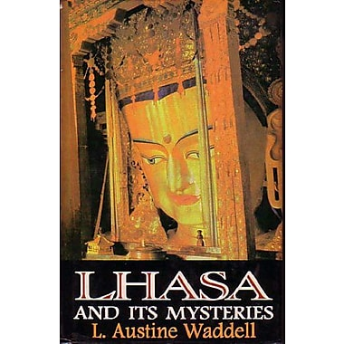 Lhasa and Its Mysteries, New Book (9788170207177)