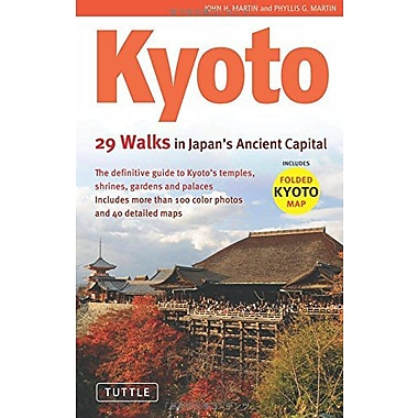 Kyoto: 29 Walks in Japan's Ancient Capital, Used Book (9784805309186)