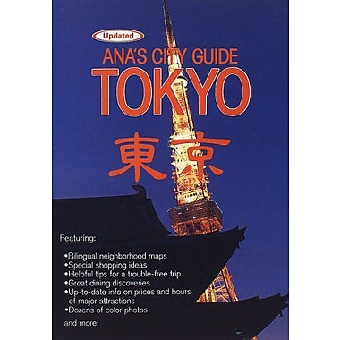 Ana's City Guide-Tokyo, New Book (9784770015273)