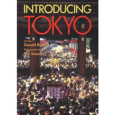 Introducing Tokyo, New Book (9784770017987)