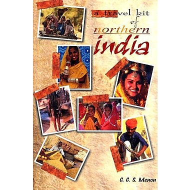 A Travel Kit of Northern India, New Book (9788173862175)