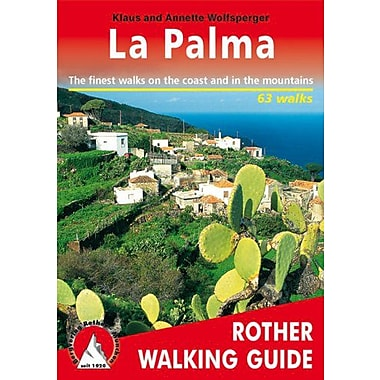 Palma (Rother Walking Guides Europe) (English and German Edition), New Book (9783763348084)