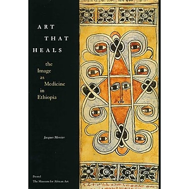 Art That Heals: The Image As Medicine in Ethiopia (African Art), New Book (9783791316062)