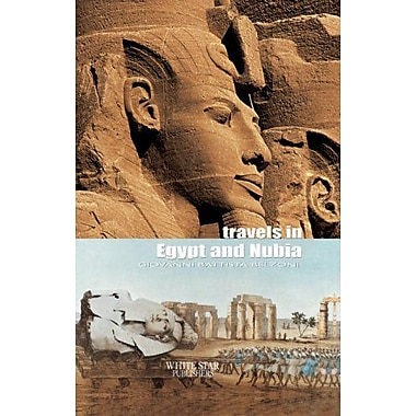 Travels in Egypt and Nubia (The Great Adventures), Used Book (9788854402133)