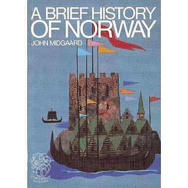 A Brief History of Norway (9788251800532)