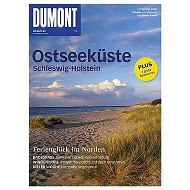 DUMONT BILDATLAS 75 Ostseekuste Schleswig-Holstein, New Book (9783770192335)