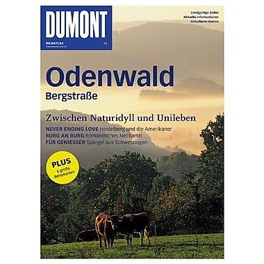 Odenwald, Bergstrasse, New Book (9783770192311)