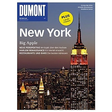 New York, Used Book (9783770192250)
