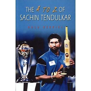 The A to Z of Sachin Tendulkar, Used Book (9788174765307)