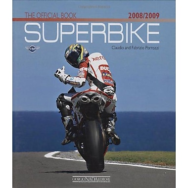 Superbike 2008-2009 The Official Book (Superbike: The Official Book), New Book (9788879114585)