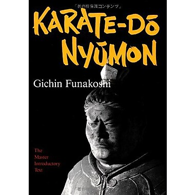 Karate-Do Nyumon: The Master Introductory Text, Used Book (9784770018915)