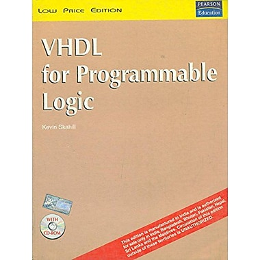 Vhdl for Programmable Logic, Used Book (9788177587470)