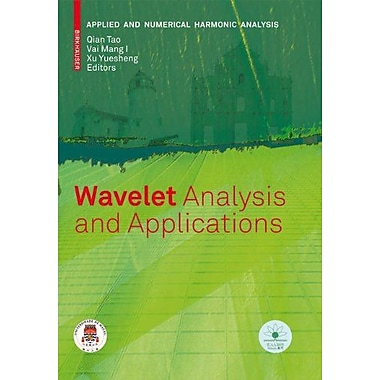 Wavelet Analysis and Applications (Applied and Numerical Harmonic Analysis), New Book (9783764377779)