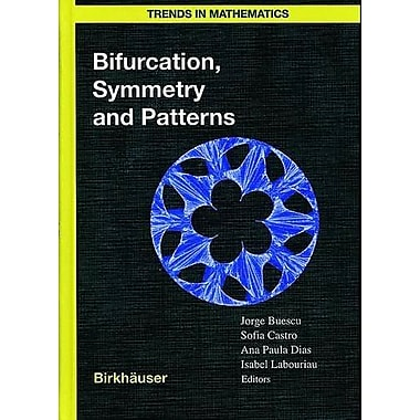 Bifurcation, Symmetry and Patterns (Trends in Mathematics), Used Book (9783764370206)