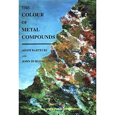 Colour of Metal Compounds, New Book (9789056992507)