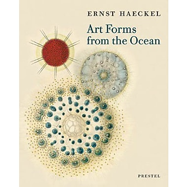 Art Forms from the Ocean: The Radiolarian Prints of Ernst Haeckel, Used Book (9783791333274)