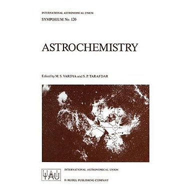 Astrochemistry (International Astronomical Union Symposia), Used Book (9789027723604)