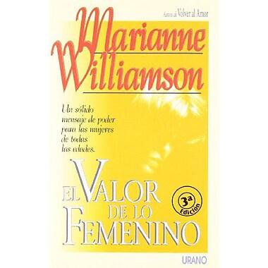 El Valor De Lo Femenino, New Book (9788479530709)