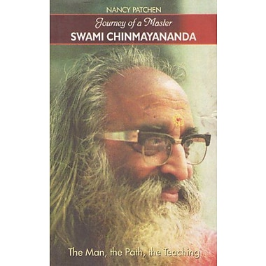 Journey of a Master/Swami Chinmayananda/The Man,the Path,the Teaching, Used Book (9788175973053)