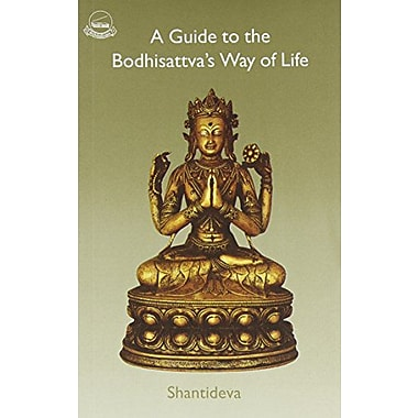 Guide to Bodhisattva's Way of Life, Used Book (9788185102597)