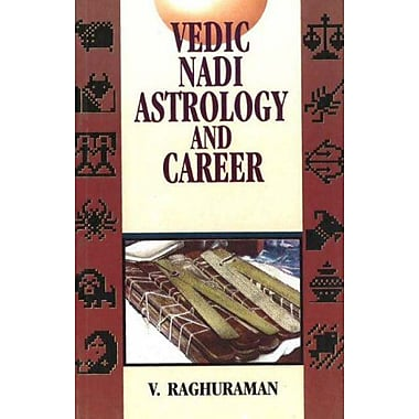 Vedic Nadi Astrology and Career, New Book (9788120720923)