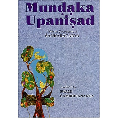 Mundaka Upanishad With Commentary of Shankara, New Book (9788175050983)
