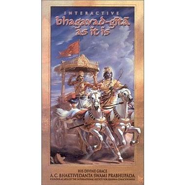 Bhagavad-gita As It Is: Interactive, New Book (9789171494153)