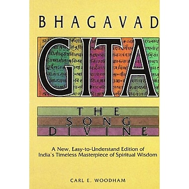 Bhagavad Gita: The Song Divine, New Book (9788177691689)