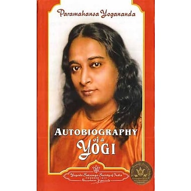Autobiography of a Yogi, New Book (9788120818941)