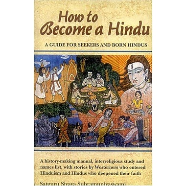 How to Become a Hindu: A Guide for Seekers and Born Hindus, Used Book (9788120818118)