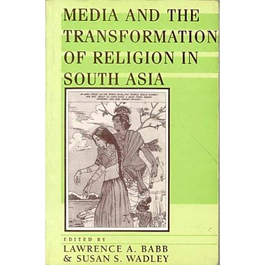 Media and the Transformation of Religion in South Asia, Used Book (9788120814530)