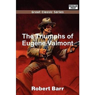 The Triumphs of Eugène Valmont, New Book (9788132044659)