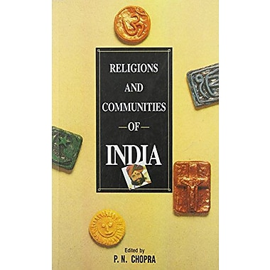 Religions and Communities of India, New Book (9788170942962)
