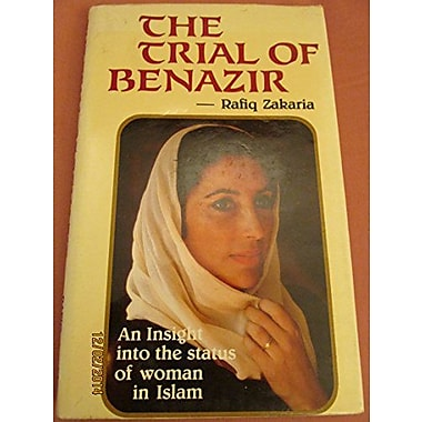 The trial of Benazir, New Book (9788171544004)