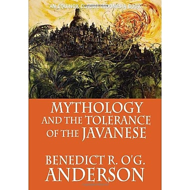 Mythology and the Tolerance of the Javanese, New Book (9786028397377)