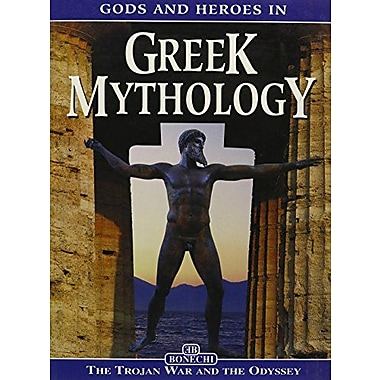 Gods and Heroes in Greek Mythology (9788880297161)
