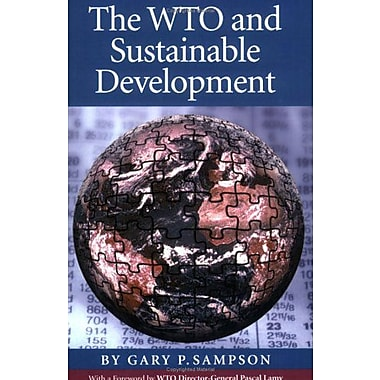The WTO and Sustainable Development, Used Book (9789280811155)