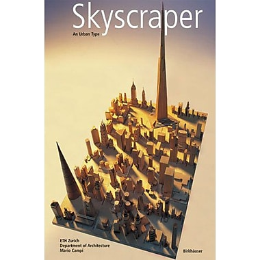 Skyscrapers--An Urban Type, Used Book (9783764361303)