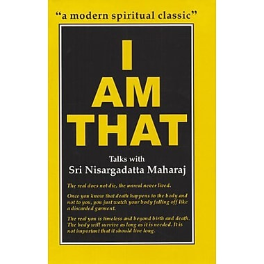 I Am That, Used Book (9788185300450)