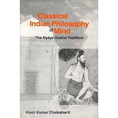 Classical Indian Philosophy of Mind (9788120817043)
