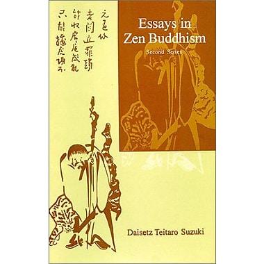 Essays in Zen Buddhism: Second Series, New Book (9788121509565)